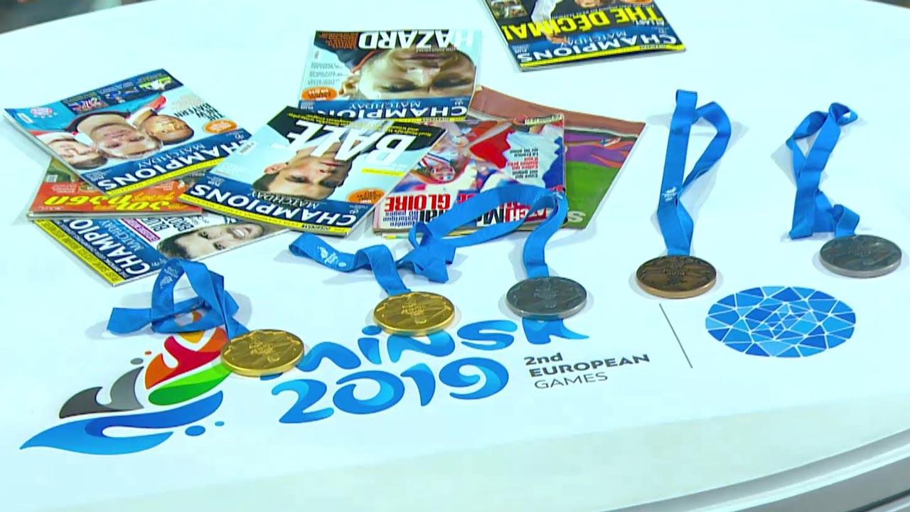 #მინსკი2019 მეორე ევროპული თამაშების მიმოხილვა - დღე მეოთხე - მეორე გადაცემა