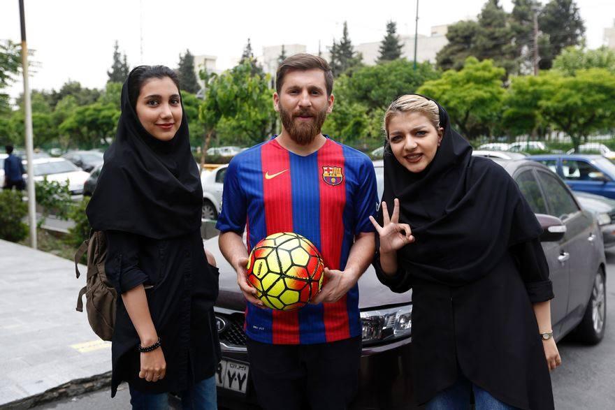 Иранский двойник Месси, пользуясь сходством с Лео, склонил к сексу 23 девушек