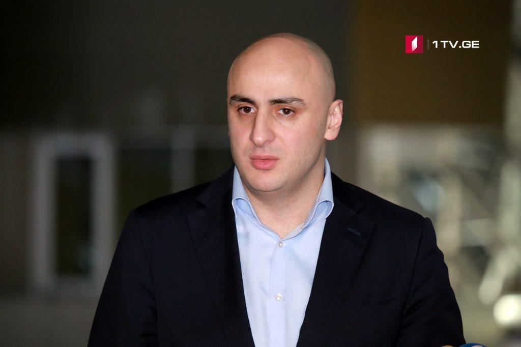 """Ника Мелия - Уверен, что для многих депутатов """"Грузинской мечты"""" будет не легко дать согласие на мой арест"""