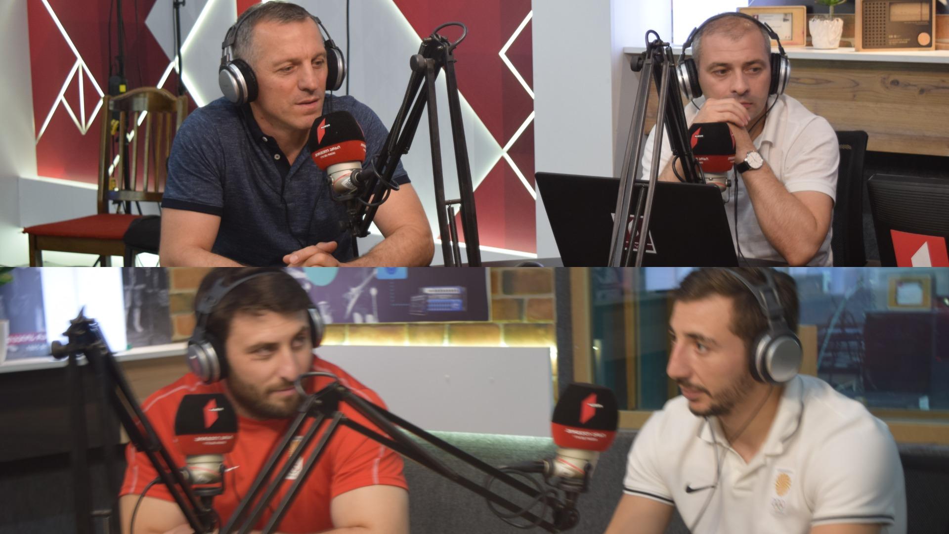 #ესტაფეტა - მეორე ევროპული თამაშები და ქართული სამბოს ტრიუმფი