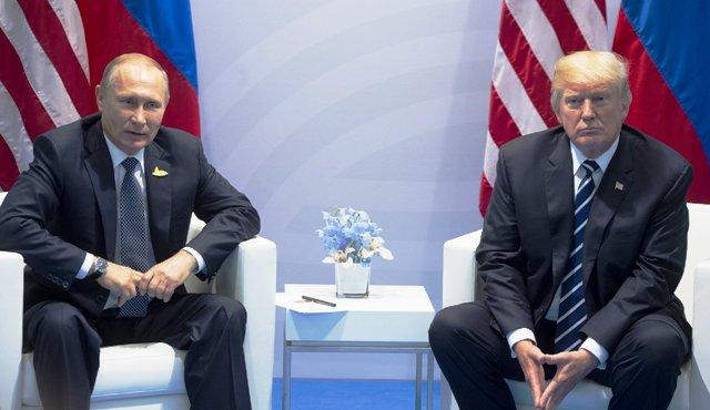 Putin and Trump will meet on June 28 in Osaka