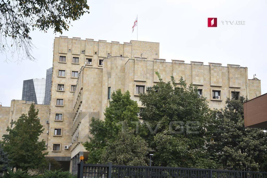 Прокурор - Мы не обращались к британским коллегам, напротив, британская сторона проинформировала грузинскую сторону о финансовых активностях Хазарадзе-Джапаридзе