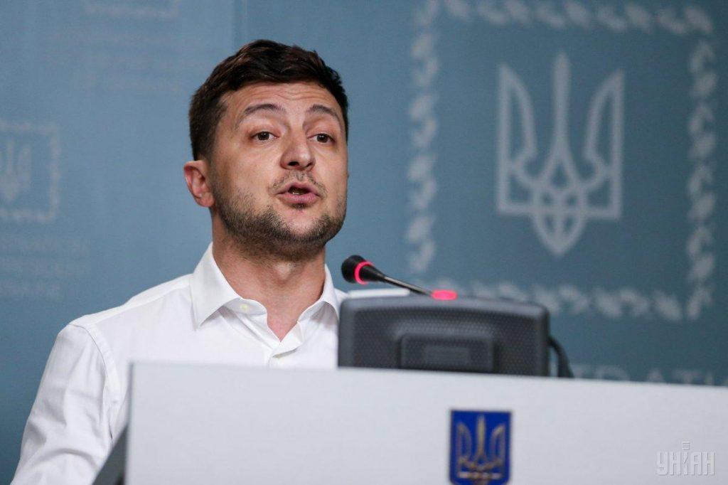 ვლადიმირ ზელენსკიმ რუსეთის პრეზიდენტს უკრაინელი მეზღვაურების გათავისუფლებისკენ მოუწოდა