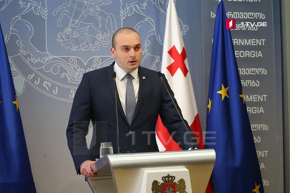Мамука Бахтадзе - Политическую ответственность за провокацию должна взять на себя деструктивная сила, которая использовала искренний протест граждан в качестве оружия