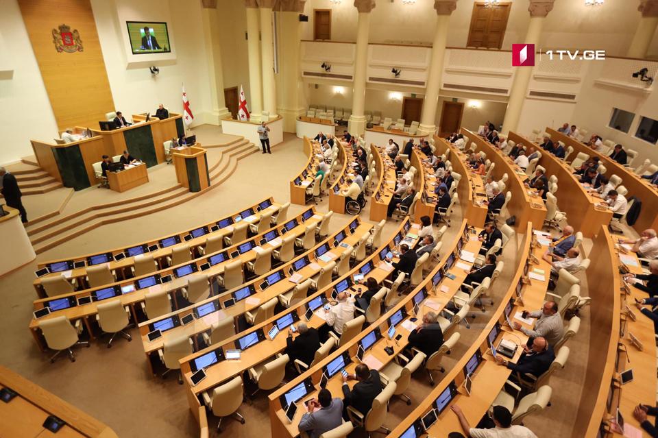 Парламентское большинство сегодня зарегистрирует проект конституционных поправок в связи с пропорциональной избирательной системой