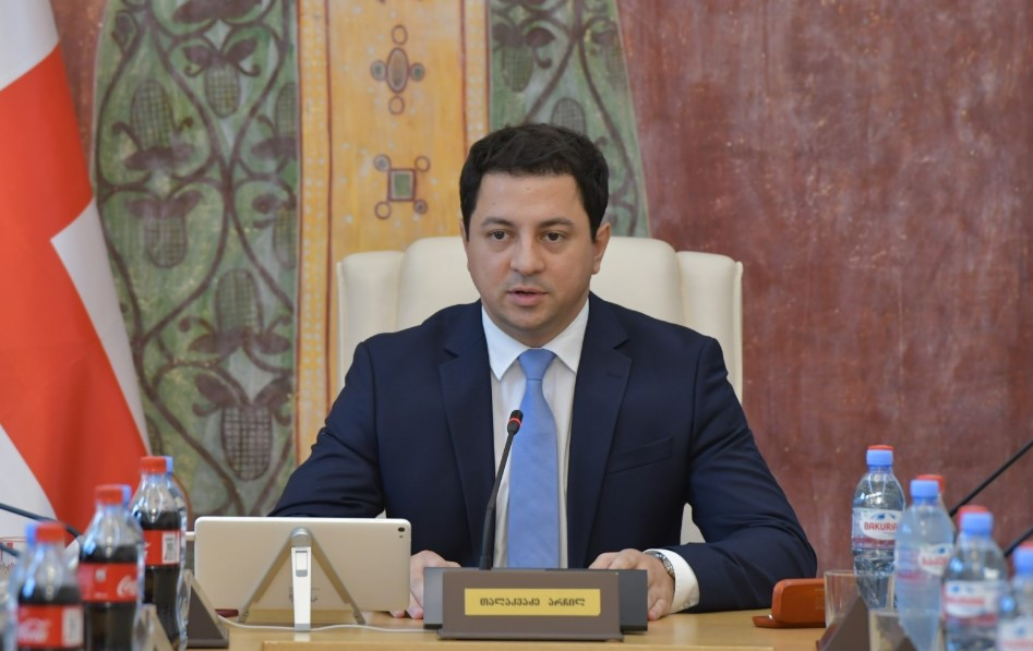 Parliament Speaker: Foreign Policy Draft Resolution to reflect Georgians unwavering will