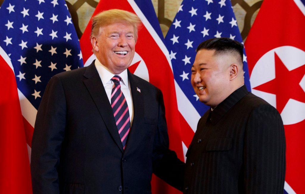 დონალდ ტრამპს კიმ ჩენ ინთან შეხვედრა კორეის ნახევარკუნძულზე, დემილიტარიზებულ ზონაში სურს