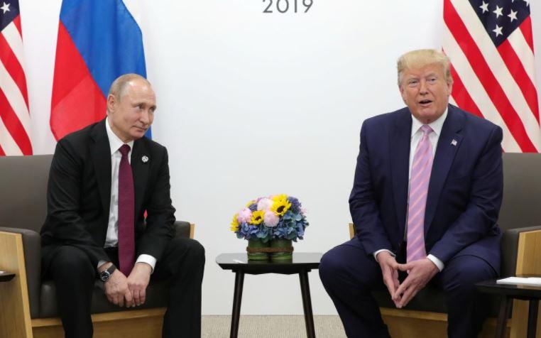 ვლადიმერ პუტინი - რუსეთი აშშ-სთან ურთიერთობის გაუმჯობესებისთვის ყველაფერს გააკეთებს