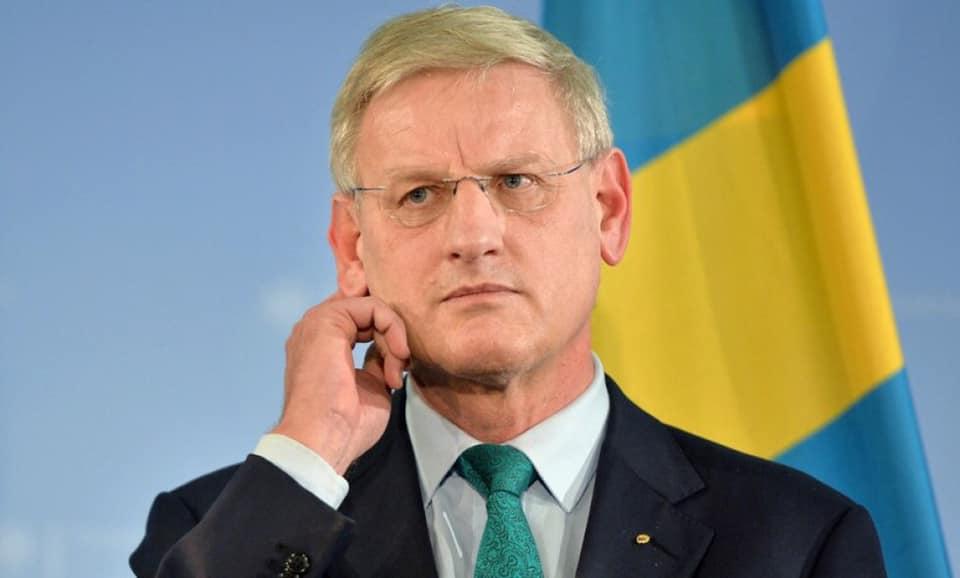 Карл Бильдт - Россия серьезно усиливает давление на Грузию, нужна реакция ЕС