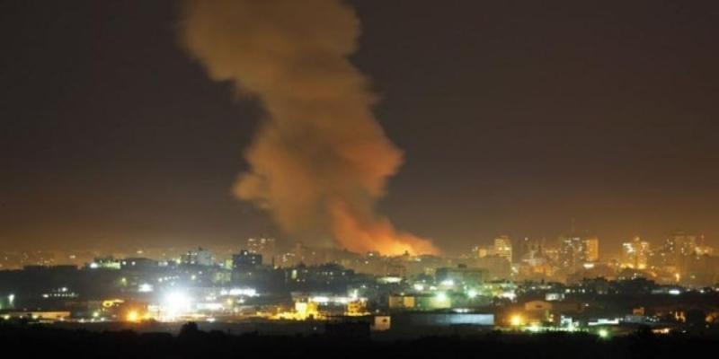 ისრაელის მიერ სირიის ტერიტორიის დაბომბვის შედეგად ოთხი ადამიანი დაიღუპა