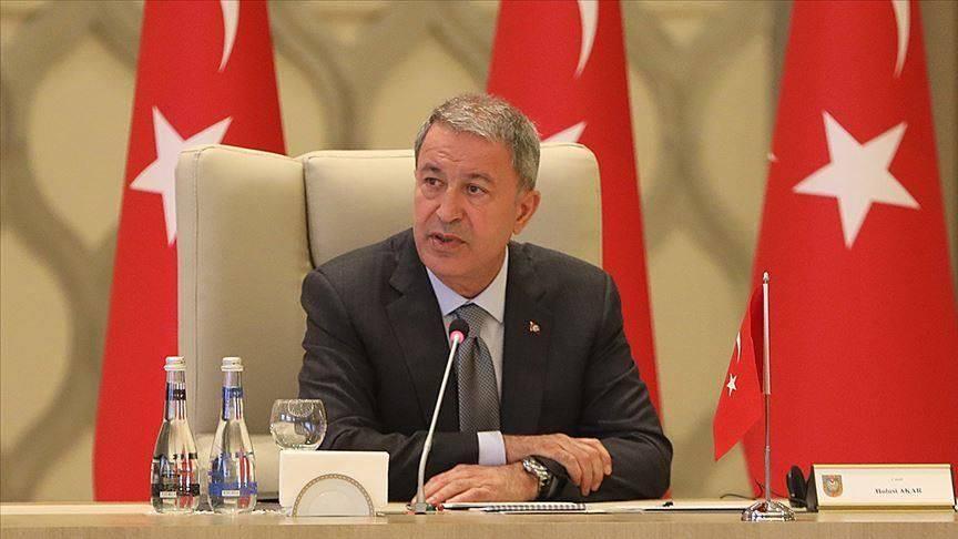 თურქეთის თავდაცვის მინისტრი - მკაცრ პასუხს გავცემთ ლიბიაში ხალიფა ჰაფთარის ძალების მხრიდან ნებისმიერ აგრესიას