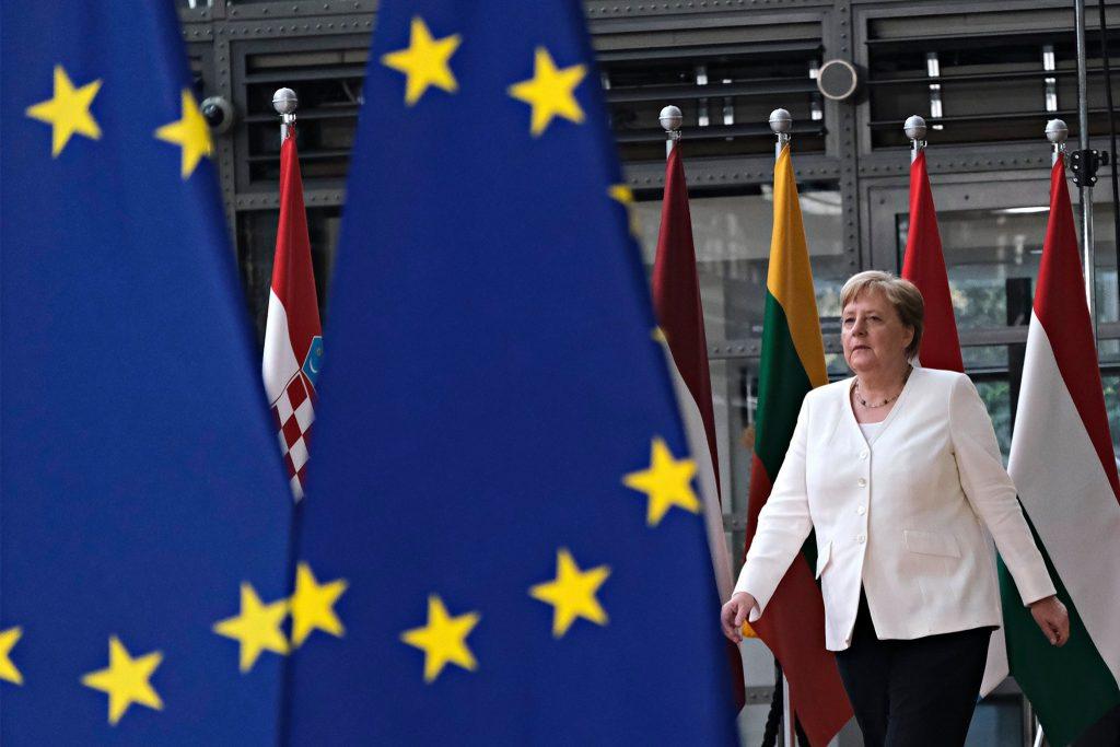 ბრიუსელში ევროკავშირის ლიდერების შეხვედრა განახლდა