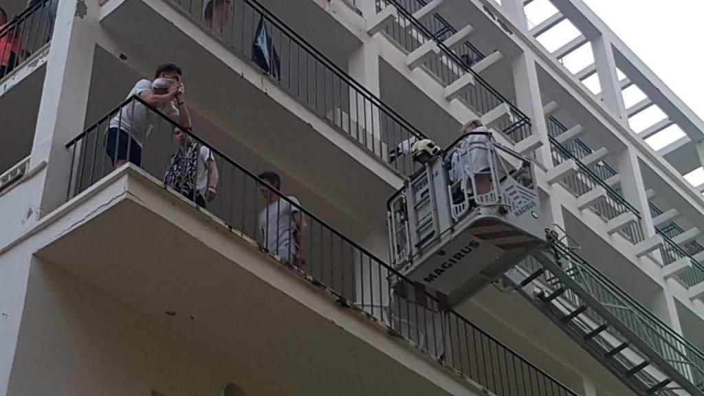 კუნძულ მალიორკაზე, სასტუმროში ხანძრის შედეგად რამდენიმე ათეული ადამიანი დაშავდა