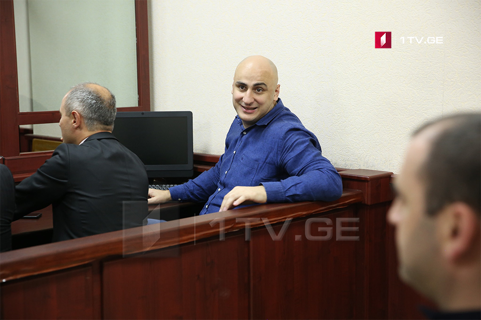 По решению судьи, прокуратура  будет осуществлять  электронный мониторинг Ники Мелия