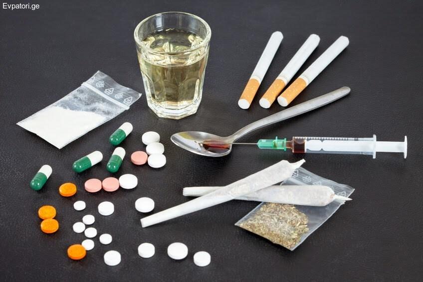 #სახლისკენ - ნარკოტიკების მოხმარების შედეგად მიყენებული ზიანი და არასამთავრობო ორგანიზაციების ჩართულობა