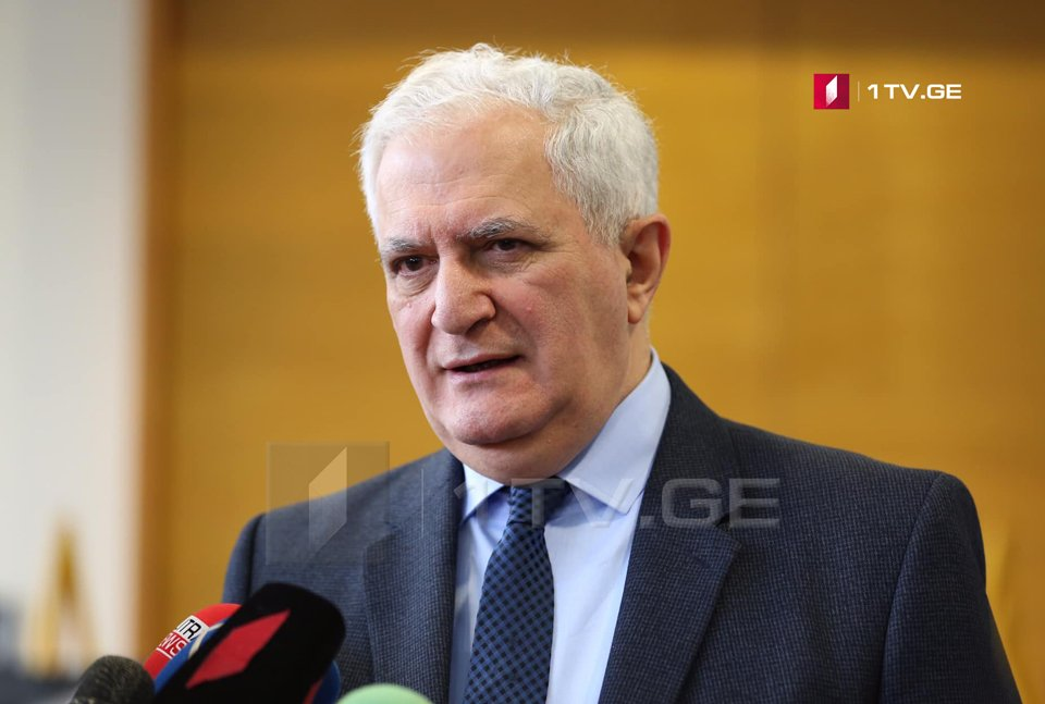 Amiran Gamkrelidze - Measles cases sharply reduced in Georgia
