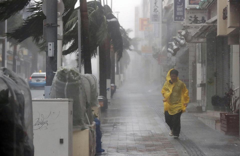 იაპონიაში მეწყერის საფრთხის გამო, 600 ათასი ადამიანის ევაკუაცია მიმდინარეობს