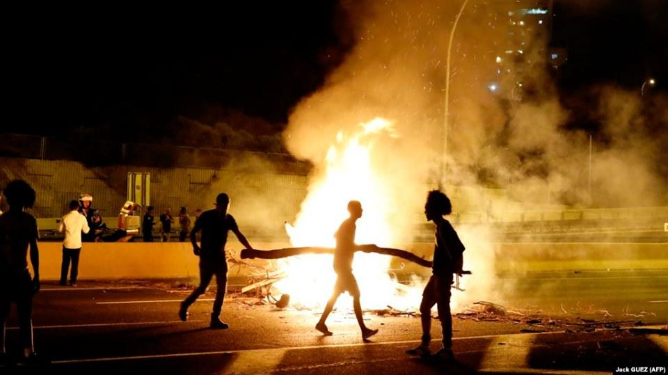 ისრაელში, ეთიოპიელების დასახლებებში საპროტესტო აქციების დროს 150 ადამიანი დაშავდა