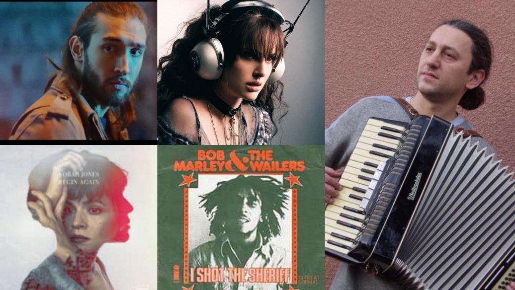 რადიო აკუსტიკა - მოკლე ინტერვიუ - გია დიასამიძე / ნატალი პორტმანის საყვარელი სიმღერები