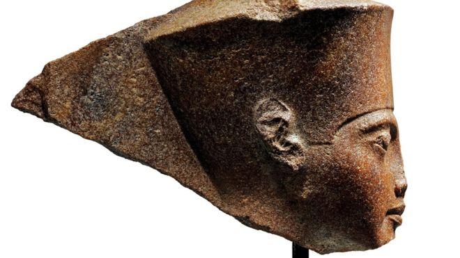 ეგვიპტე კრისტის აუქციონის სახლს ტუტანხამონის ბიუსტის აუქციონის გაუქმებას სთხოვს