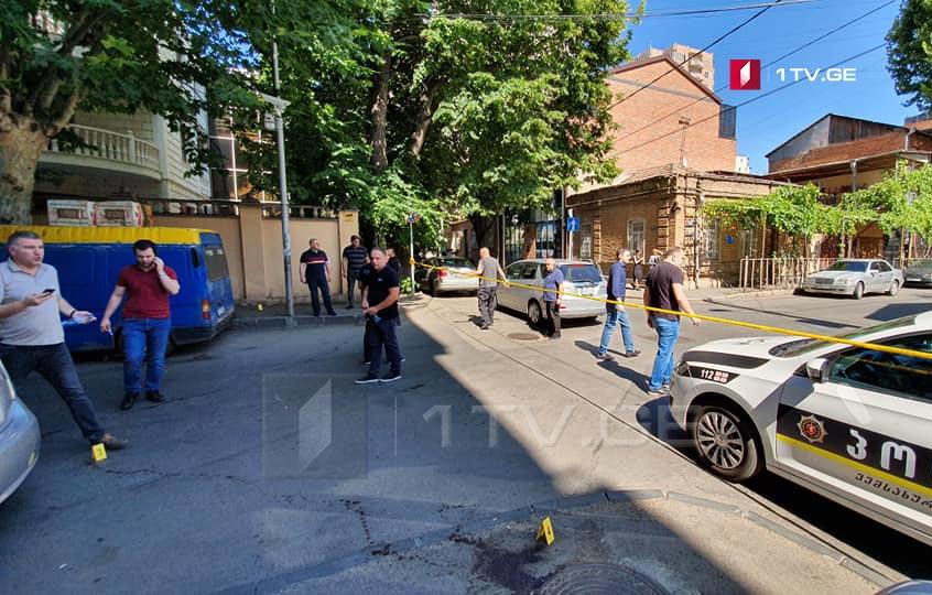 На улице Долидзе в Тбилиси ранили человека, задержано одно лицо