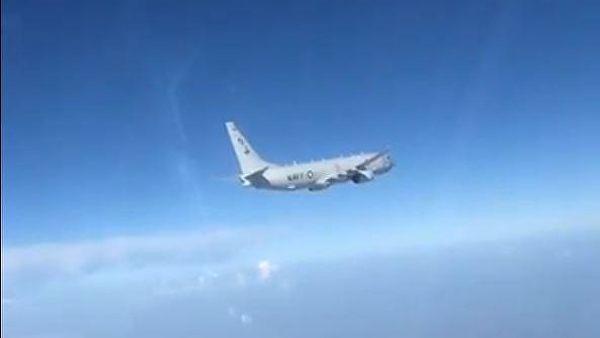 რუსული მედიის ინფორმაციით,ყირიმის ნახევარკუნძულს ამერიკული სადაზვერვო თვითმფრინავი მიუახლოვდა