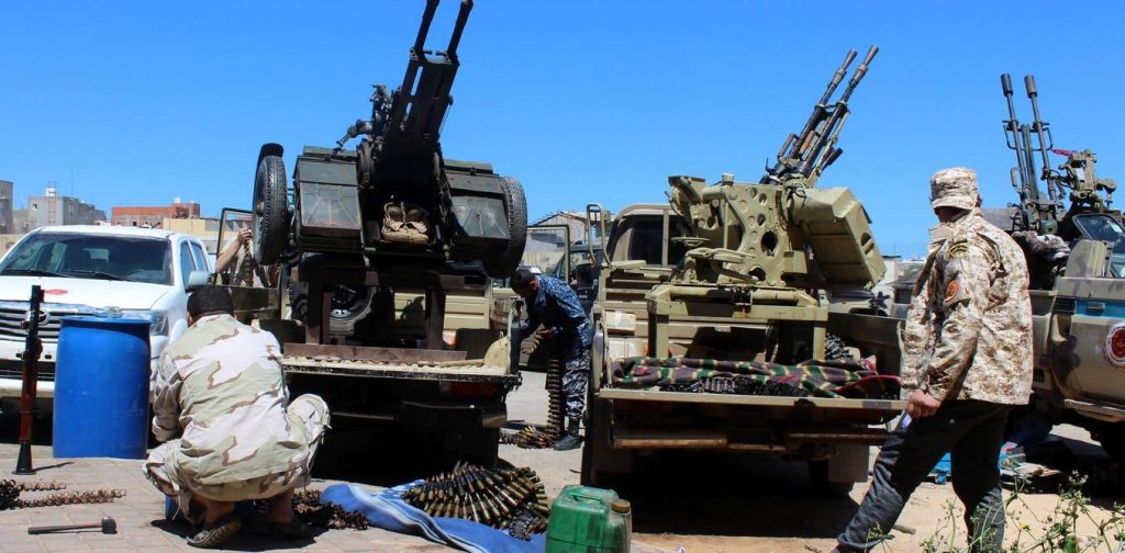 მსოფლიო ჯანდაცვის ორგანიზაცია - ლიბიაში საბრძოლო მოქმედებების დაწყების შემდეგ ათასამდე ადამიანი დაიღუპა, ხუთი ათასი კი დაშავდა