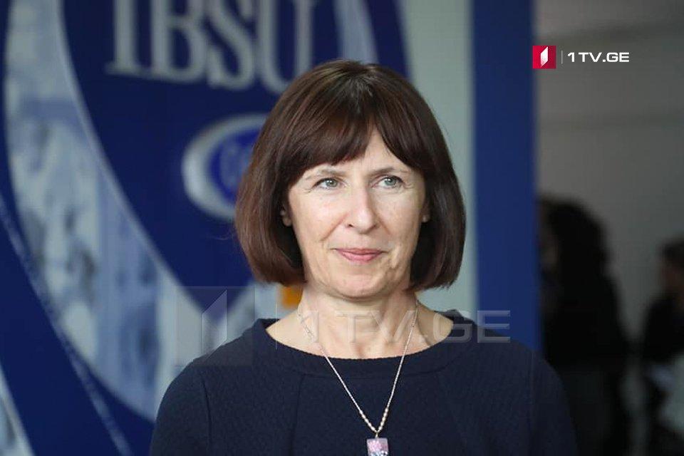 Элизабет Руд - США призывают Россию и де-факто власти Южной Осетии принять все возможные меры для снижения напряжённости