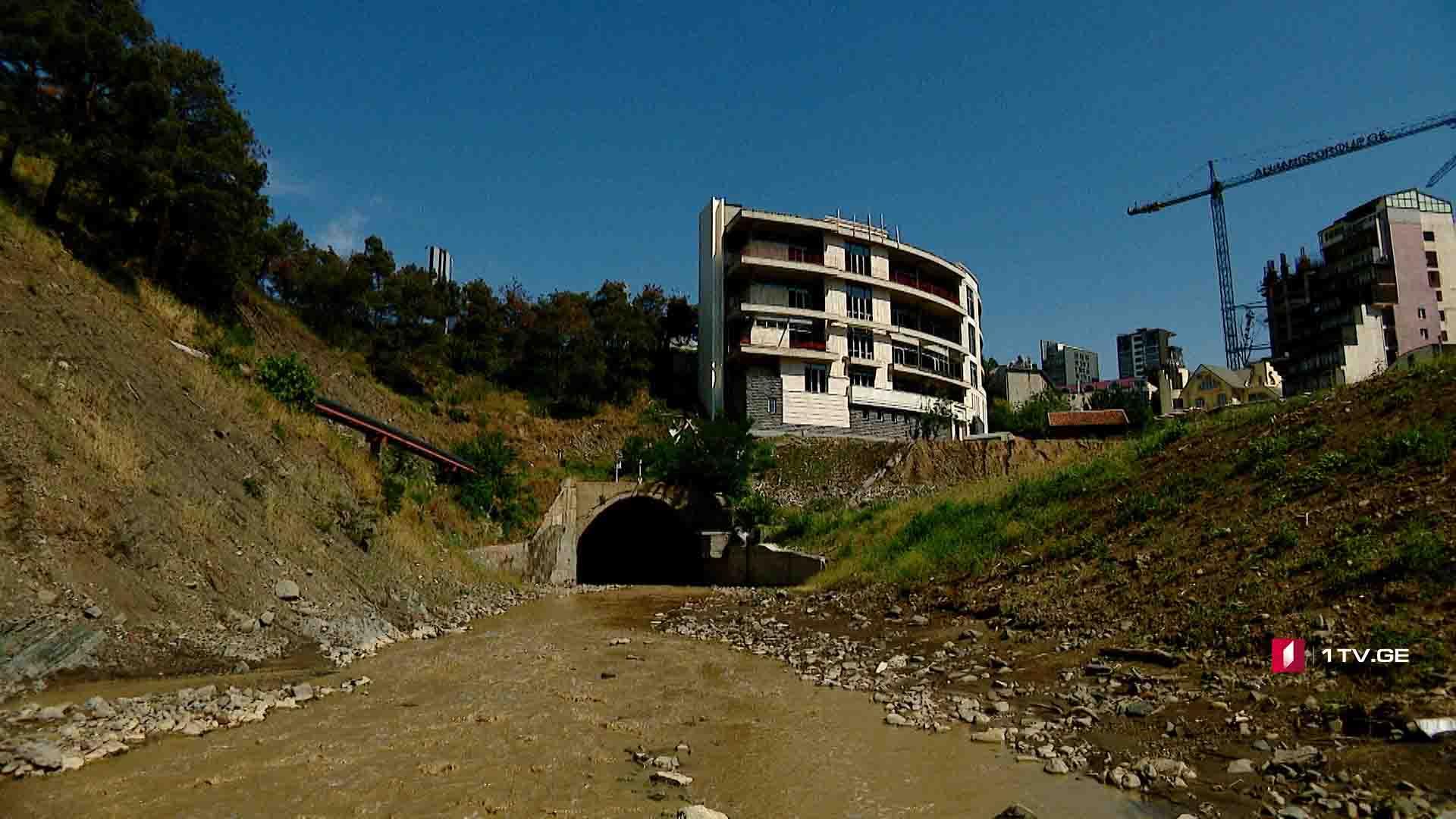 ხუთი საშიში მდინარე თბილისში