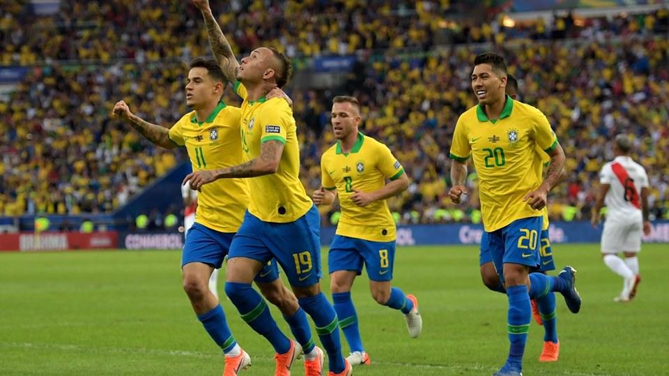 ბრაზილიამ კოპა ამერიკა მეცხრედ მოიგო (ვიდეო)