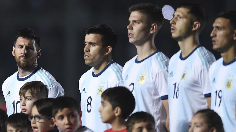 """""""უეფამ"""" (UEFA) არგენტინას ერთა ლიგაზე თამაში შესთავაზა"""