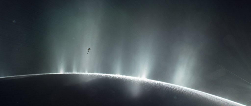 სატურნის მთვარე ენცელადის ოკეანე სიცოცხლის არსებობისთვის შესაფერისი ასაკისაა - ახალი კვლევა
