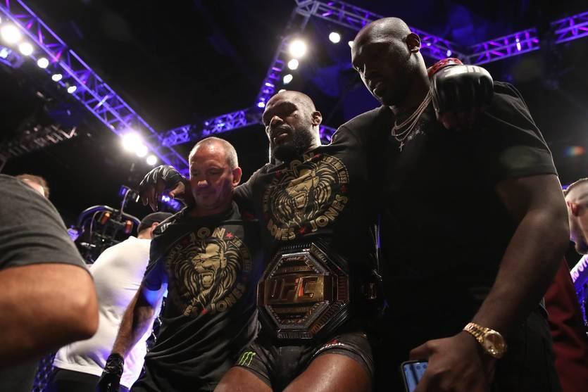 UFC-ის პრეზიდენტმა ყველა დროის საუკეთესო მებრძოლი დაასახელა