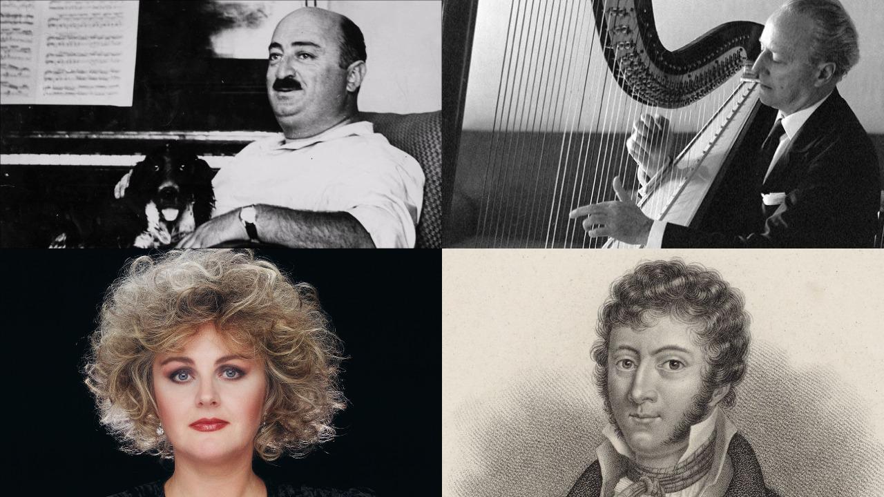 კლასიკა ყველასთვის - ირინა როსტომაშვილი / სხვადასხვა ეპოქისა და სტილის კლასიკური მუსიკა