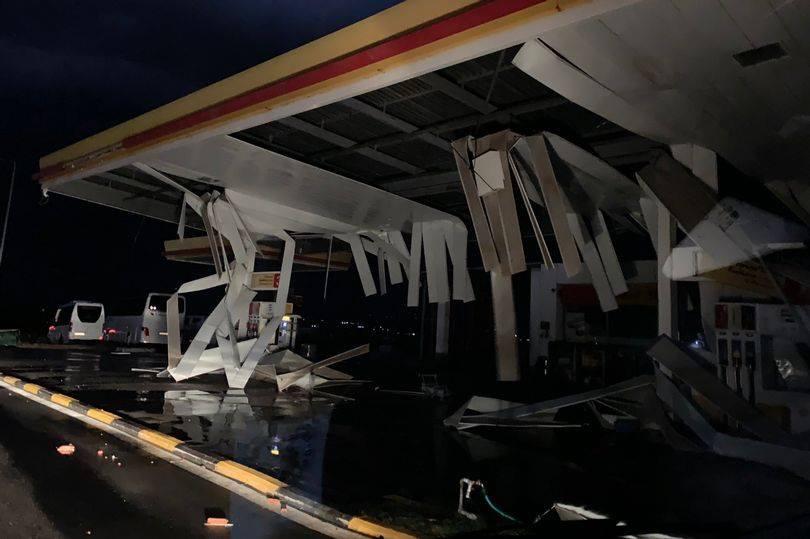 Հալկիդիկիում փոթորիկի և կարկուտի հետևանքով զոհվել է 6 մարդ