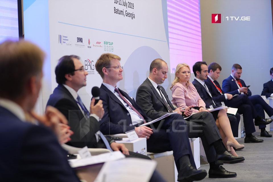 ნათია თურნავა - მთავრობის ეკონომიკური პოლიტიკის პრიორიტეტი კერძო სექტორის განვითარება და მაკროეკონომიკური სტაბილურობაა