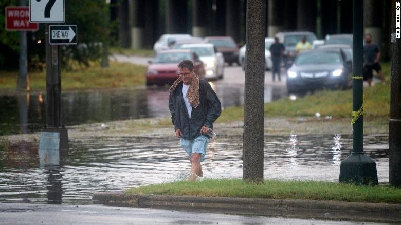 Լուիզիանա նահանգին է մոտենում «Բարի» արևադարձային փոթորիկը