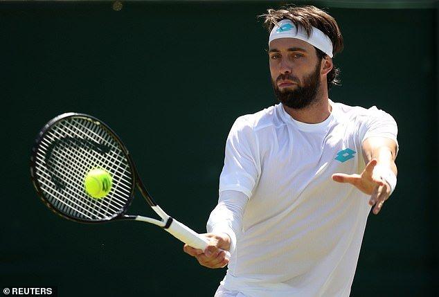 Basilaşvili yenə 16-cı tennisçidir