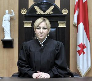 მოსამართლე ილონა თოდუა აცხადებს, რომ მის მიმართ ცილისმწამებლური კამპანია მიმდინარეობს