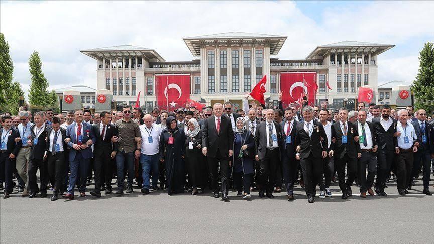 თურქეთში სახელმწიფო გადატრიალების მცდელობიდან სამი წელი გავიდა