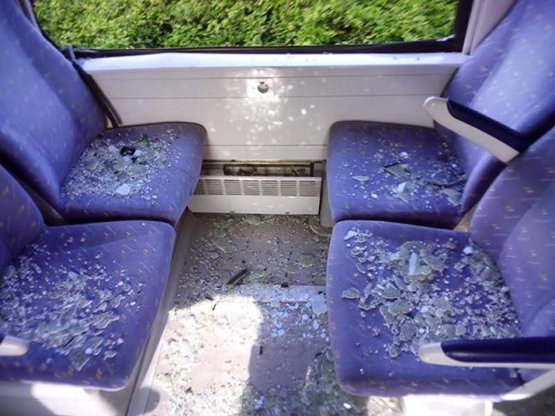 საფრანგეთში მატარებელი ავტომობილს შეეჯახა, დაღუპულია ოთხი ადამიანი