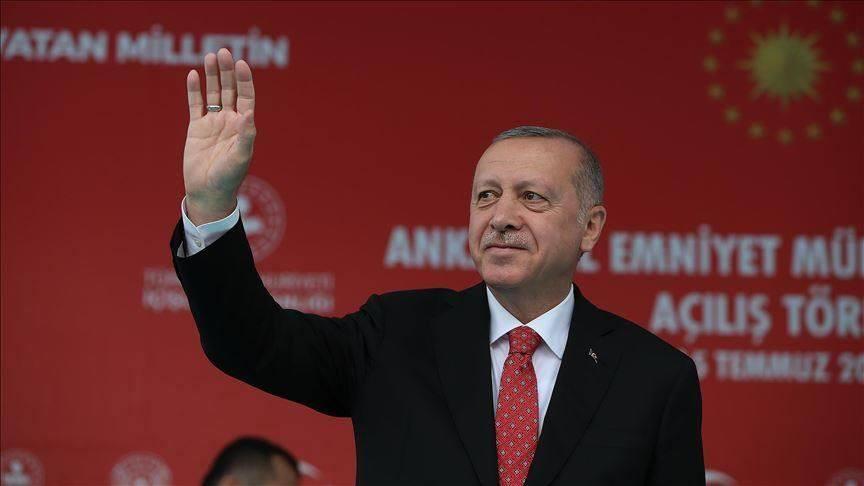 Ռեջեփ Թայիփ Էրդողան - Թուրքիան ցանկանում է Ռուսաստանի հետ համատեղ արտադրել հակահրթիռային պաշտպանության համակարգեր