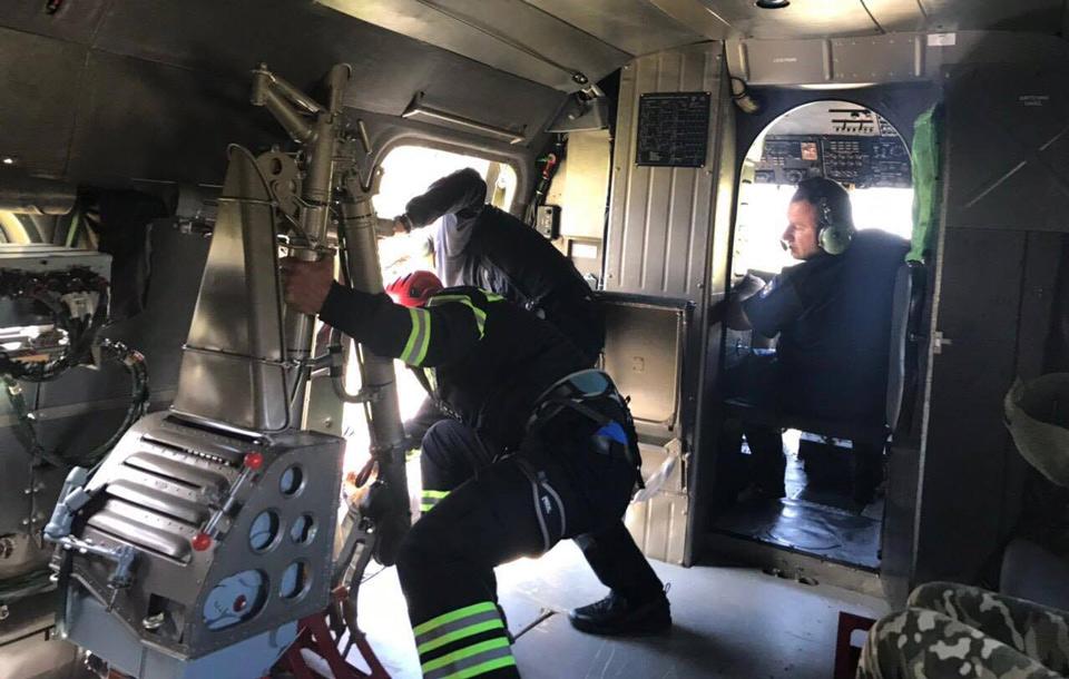 В Казбеги спасатели спасли двух граждан Грузии, застрявших на вершине Куро