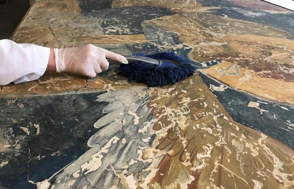 ეროვნული მუზეუმი -ეროვნული მუზეუმის კოლექციებსა და ფონდებში დაცულ საგანძურს არანაირი საფრთხე არ ემუქრება  და არ შეიძლება, დაემუქროს