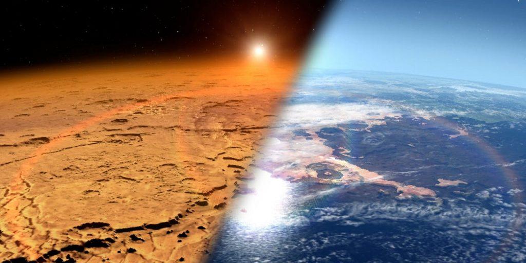 უცნაური ნივთიერება, რომლის საშუალებითაც შესაძლოა, მარსი სიცოცხლისათვის ხელსაყრელი გავხადოთ