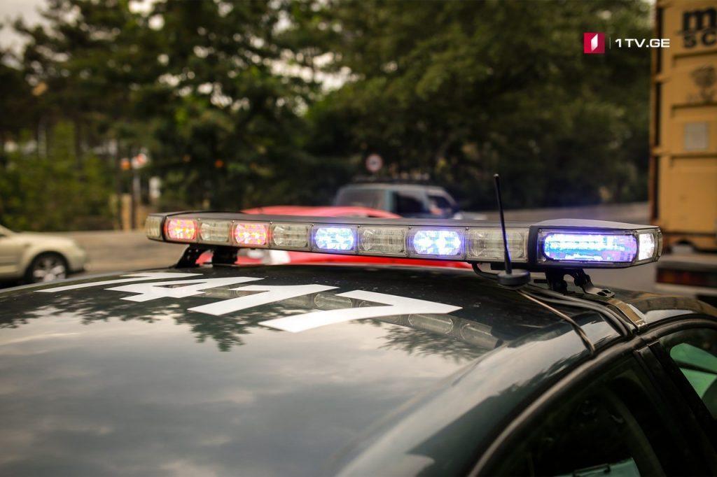 პოლიციამ იმერეთში გარყვნილი ქმედების ბრალდებით ერთი პირი დააკავა