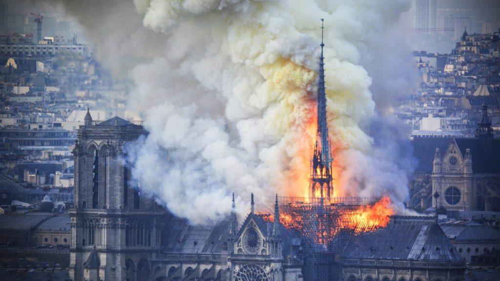 პარიზის ღვთისმშობლის ტაძრის რეაბილიტაციის შესახებ საფრანგეთში კანონი მიიღეს