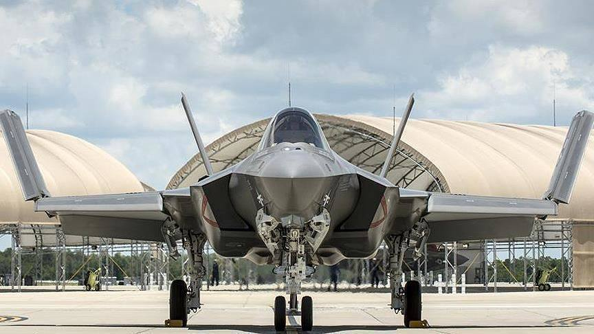 """რუსული საჰაერო თავდაცვის სისტემის შეძენის გამო, აშშთურქეთს ავიაგამანადგურებელ """"ეფ-35""""-ს აღარ მიჰყიდის"""