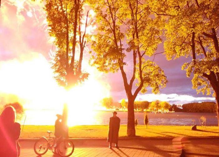 ბელარუსში სადღესასწაულო ფოიერვერკის დროს მომხდარი აფეთქებების საქმეზე რუსეთის ორ მოქალაქეს ბრალი წაუყენეს
