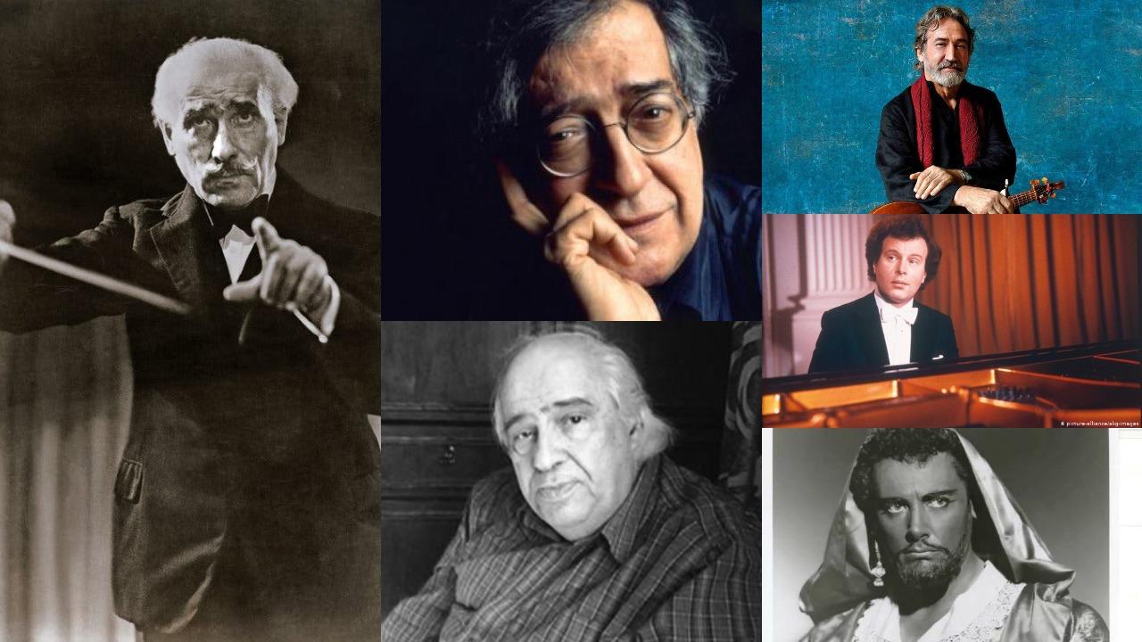 კლასიკა ყველასთვის - გაბრაზებული ტოსკანინი / XX საუკუნე კლასიკა / სხვადასხვა სტილისა და ეპოქის კლასიკური მუსიკა